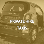 Private Hire Taxi Services