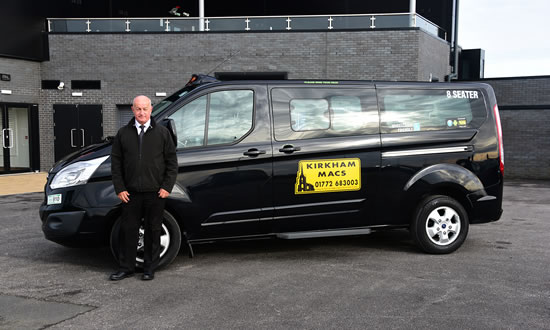 Wheelchair Accessible Taxis