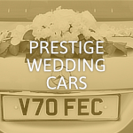 Prestige Modern Wedding Cars