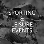 Sporting & Leisure Event Chauffeurs