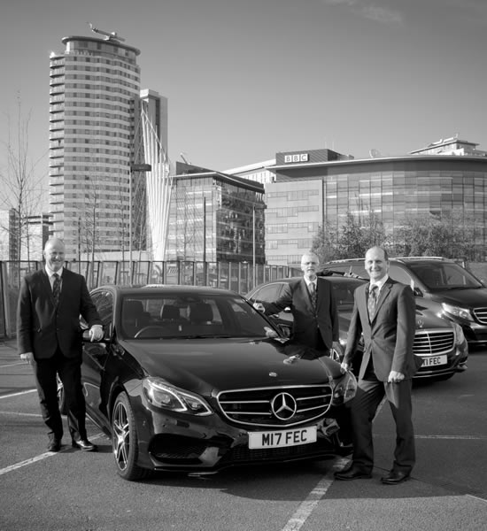 Time Based Chauffeur Services