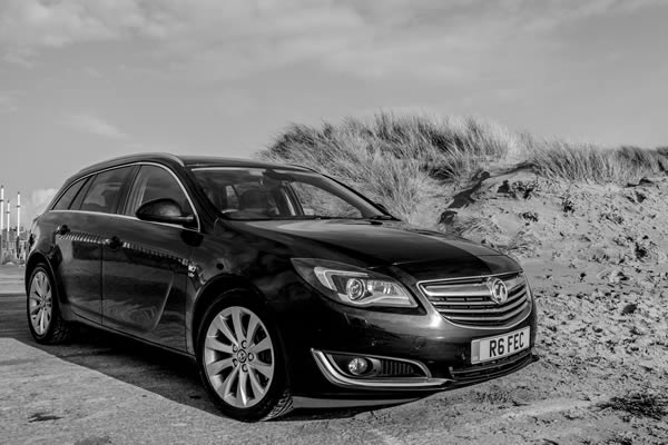 Vauxhall Insignia Estate Chauffeur Driven Car